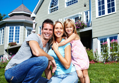 home security company satisfying clients