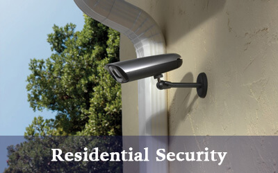 residential security company service