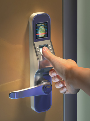 biometric security systems offered by Ensight